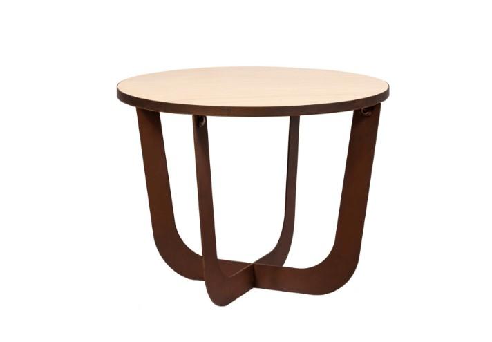 corten-forniture-COFFEE   Corten table-TT0747001