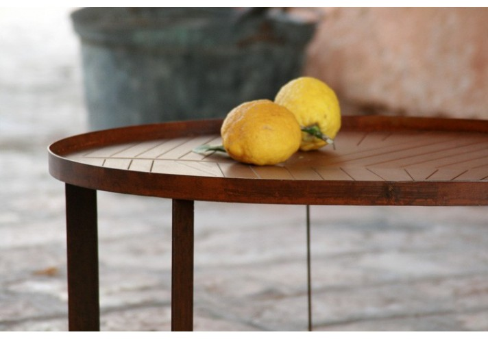 corten-forniture-LILA | Corten table-TT0703000