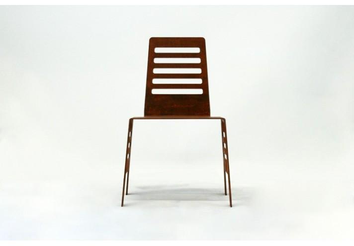 corten-arredamento-CUT | sedia in corten-SP0411000