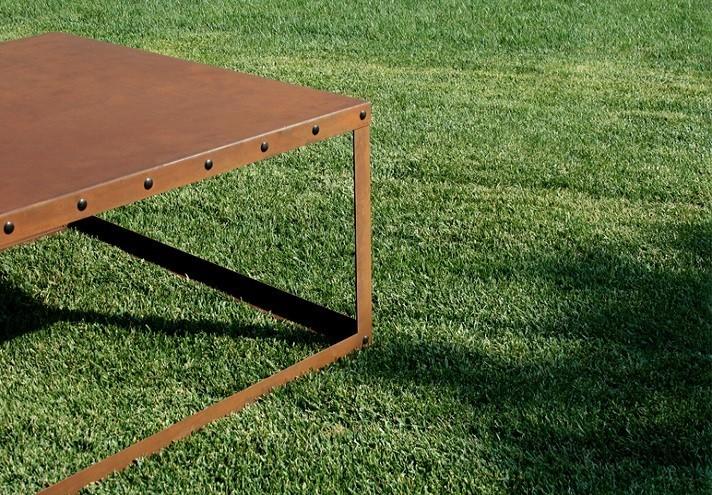 corten-arredamento-CUBE | Tavolino in corten-TT0745000