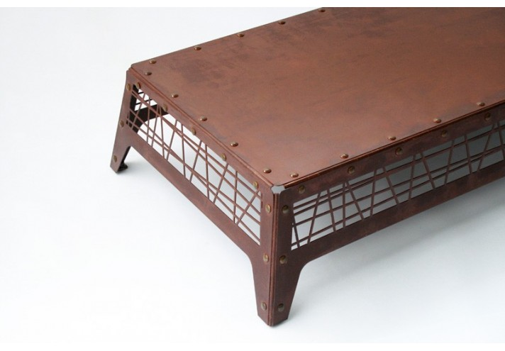 corten-forniture-MIKADO | Corten table-TT0701000