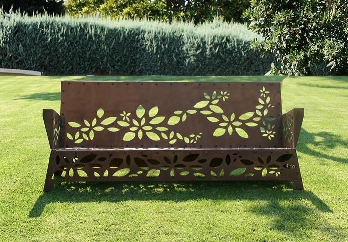 corten-forniture-HANAMI | Corten sofa-DP0102000