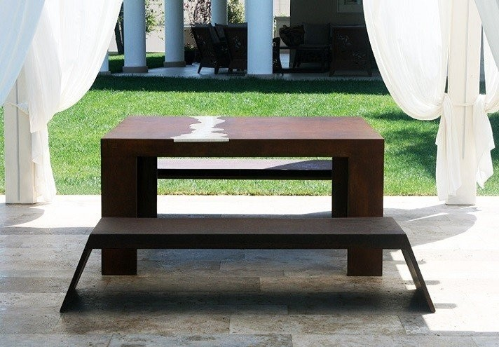 corten-forniture-TIVOLI | Corten table-TT0637000