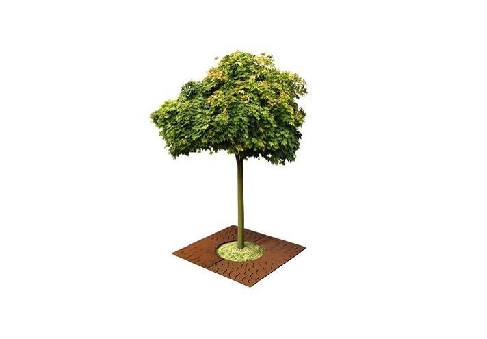corten-forniture-WAVE | Corten tree grid-DC1931000