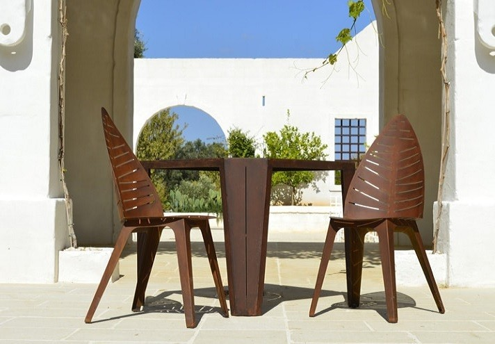 corten-forniture-LILA_002 | Corten Table-TT0603002