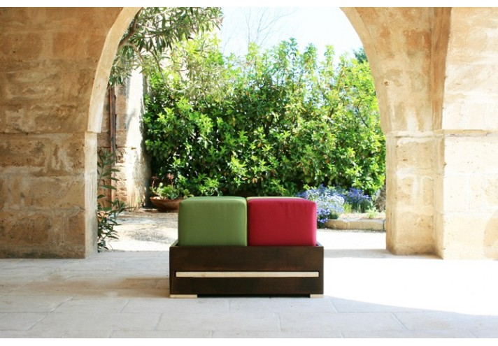 corten-forniture-OPLA'| Corten pouf and coffe table-DP0304000