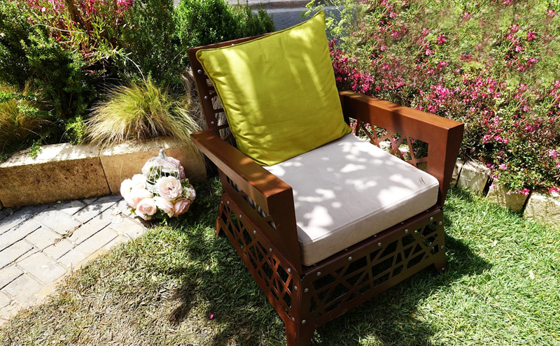 mikado armchair